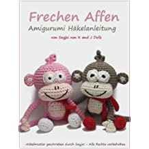 Frechen Affen Amigurumi Häkelanleitung