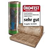 Knauf Klemmfilz 6,36m² in 120mm Dicke TOP Mineralwolle Glaswolle Dämmwolle Dachdämmung Klemmwolle Dach