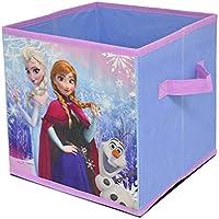 Preisvergleich für Disney Frozen Snowflake Trio Storage Cube Toy, 10 by Disney