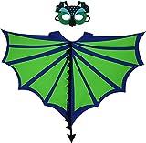 Special ABC Party Drachenflügel Kindes Umhang. (Drachenflügel)