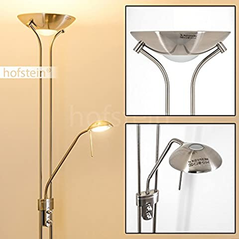 Lampadaire LED 3000K 1700 lm 1 x 20 W