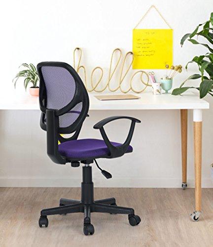 kinderdrehstuhl ab 6 jahre bestseller shop f r m bel und einrichtungen. Black Bedroom Furniture Sets. Home Design Ideas