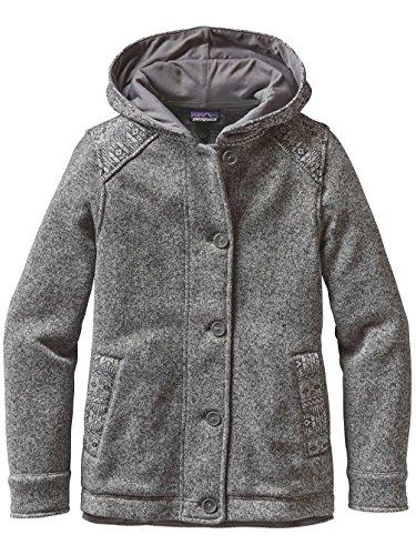 Damen Fleecejacke Patagonia Better Sweater Icelandic Fleecejacke isle of skye/birch white