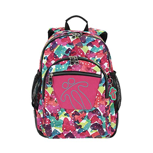 Totto - Mochila escolar (20L) - Crayoles