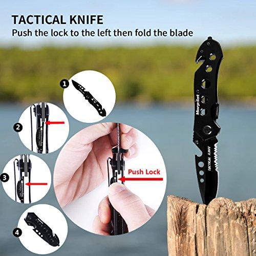 Cuchillos de Supervivencia y Tacticos