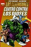 Defensores, los - cuatro contra los dioses (Marvel Gold)