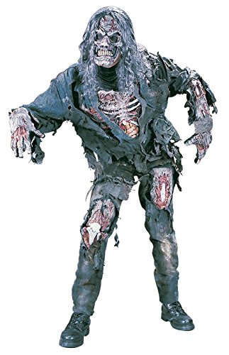 –cs99178–Kostüm 3D Zombie–Einheitsgröße (28 Days Later Halloween Kostüm)