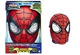 Marvel Spiderman - Máscara electrónica de Spider-Man (Hasbro B5766105)