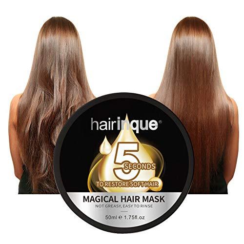 Mintiml HAIRINQUE 50ml Magical treatment hair mask nourishing 5 Seconds Repairs