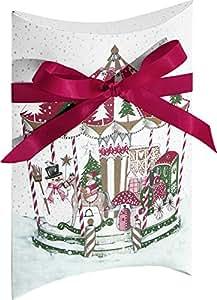 Stewo–2581683098regalo scatola Natale, 23,5x 17cm, 1pezzo