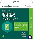 #7: Kaspersky Internet Security for Android 2018- 1 Device, 1 Year (Email Delivery in 2 hours- No CD)