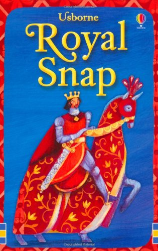 Royal Snap Cards (Usborne Snap Cards) (Card Games) por Usborne Publishing Ltd