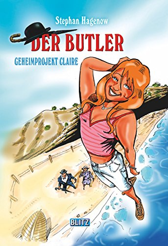 Der Butler Comic 01: Geheimprojekt Claire