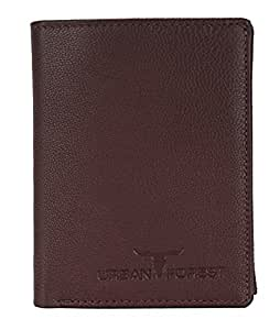 URBAN FOREST Brown Men's Wallet