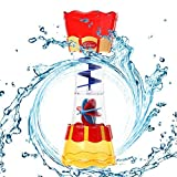 Best US Toy Baby Bath Tubs - Afq Baby Bath Bathtub Toy Spin Ball Cup Review