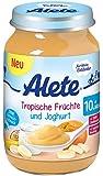Alete Tropische Früchte und Joghurt, 6er Pack (6 x 190 g)