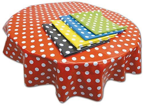 SPRINGBOARD 10438PVC Tisch Bezug rot spot-recto
