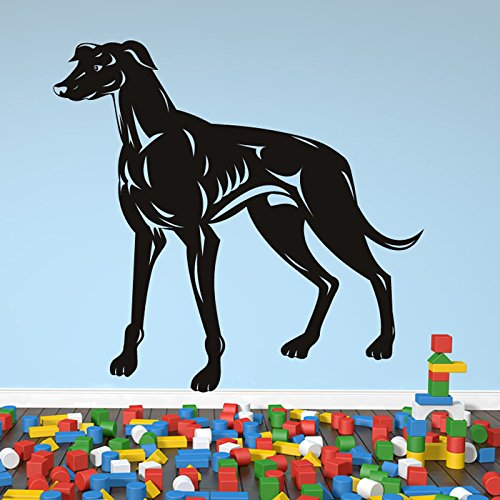 greyhound-dog-adesivo-art-sticker-adesivo-disponibile-in-5-dimensioni-e-25-colori-piccolo-avorio