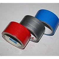 10m 50mm Klebeband Packband Isolierung Gewebeklebeband PE Rohrisolierung