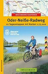 Bruckmanns Radführer Oder-Neiße-Radweg