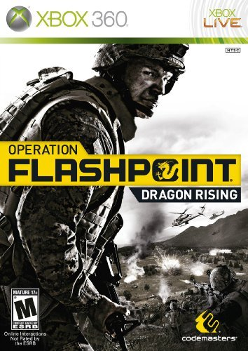 Operation Flashpoint: Dragon Rising by Codemasters (Xbox 360 Operation Flashpoint)