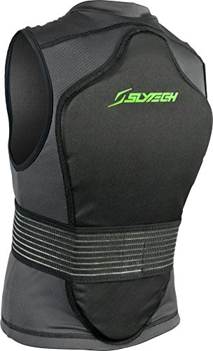 SLYTECH Kinder Schutz Vest Backpro One Junior, Black, XS, YNEVPJF