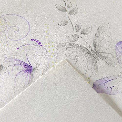 prezzo Canson Imagine Art paper pad 50sheets – art paper (Art paper pad, 50 sheets, 200 g/m², 21 cm, 29.7 cm)