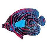 sourcingmap Acquario flottante in Silicone simulazione realistica pesce Decor ornamento colorato