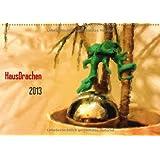 HausDrachen (Wandkalender 2013 DIN A3 quer): Sie verstecken sich überall! (Monatskalender, 14 Seiten)