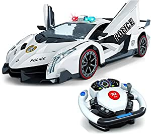 motion of a toy car If the toy car is on a smooth surface, there is less friction therefore, the car will most likely go faster on the other hand, if the car is on a bumpy surface, there is ple nty of friction.