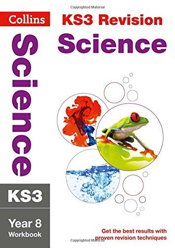 KS3 Science Year 8 Workbook (Collins KS3 Revision) por Collins KS3