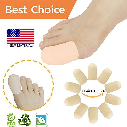 Mejores Protectores de dedos del pie