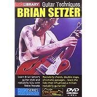 Lick Library: Brian Setzer Guitar Techniques. Für Gitarre