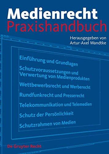 Medienrecht Praxishandbuch