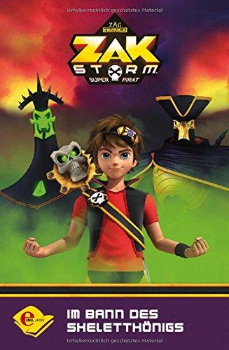 Preisvergleich Produktbild Zak Storm: Im Bann des Skelettkönigs