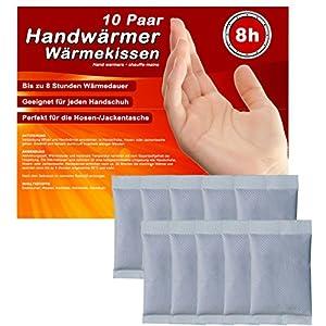 Wärmepflaster bis 12h für Rücken, Nacken, Bauch – Wärmekissen Wärmepads Rückenwärmer Nackenwärmer Wellnesprodukt für Massage & Entspannung Selbstklebend Set