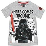 Lego Star Wars - Camiseta para niño - Star Wars Darth Vader