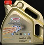 Öl für Motor Castrol EDGE Professional Longlife III 5W-30, 4 Liter (Neue Verpackung 2018)