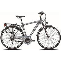 Legnano vélo 400Asolo Gent Dynamo 24V Taille 52Gris (City)/Bicycle 400Asolo Gent Dynamo 24S Size 52Grey (City)