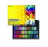 Mungyo Square Soft Pastell Kreide 64 Farb-set