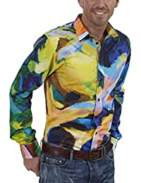 Suchergebnis auf Amazon.de für  Künstler - Freizeit   Hemden  Bekleidung 8d08e15d94