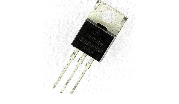 10PCS IRFZ48N TO-220 IRFZ48 FZ48N Power MOSFET NEW GOOD QUALITY