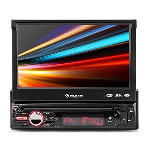 auna MVD-310 • Autoradio • Car-Radio • Moniceiver • 17,8 cm (
