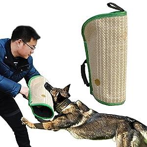 Berry Bite de dressage de chien manches pour le travail de jeunes Chiens Chien Puppy, Fit Pit Bull Berger allemand Mastiff, professionnel intermédiaire pour la main gauche et droite