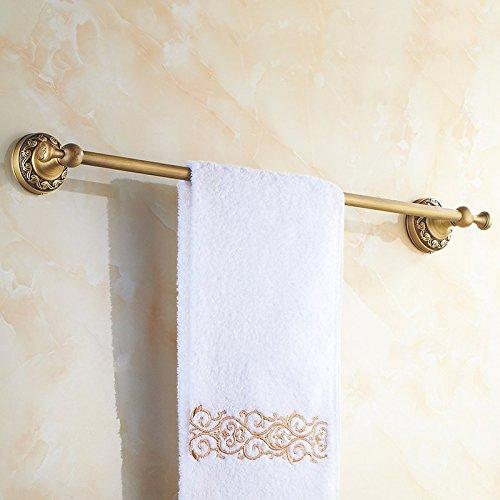 Lhbox tap antiquariato cinese asciugamano rame semplice,90cm