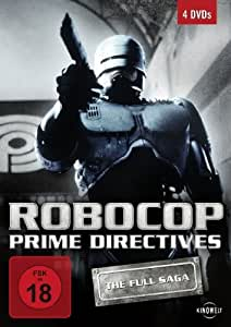 RoboCop: Prime Directives - The Full Saga [4 DVDs]