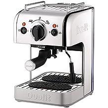Dualit 3-in-1 Espressivo Coffee Machine, 1.5 Litre, 1250 Watt, 15 Bar, Polished Stainless Steel DCM2X