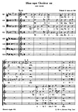 BARENREITER LASSO ORLANDO DI - MISSA SUPER OSCULETUR ME - TWO FOUR-PART MIXED CHOIRS Classical sheets Choral and vocal ensembles
