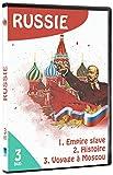 LA RUSSIE - L'Empire Slave - Histoire de la Russie - Voyage à Moscou 3DVD