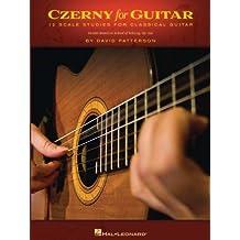 Czerny for Guitar tab.: Ecole de la vélocité Op.299